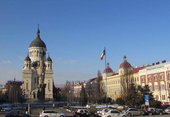 Arhitectura Clujului, facuta cunoscuta pe plan international de un actor roman