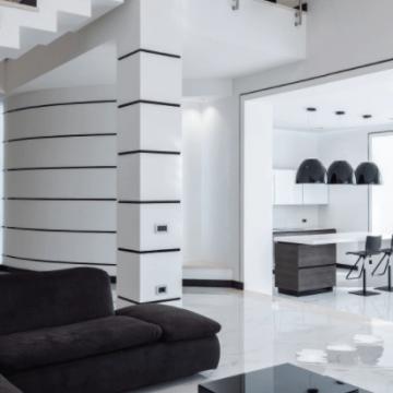 Conturază-ţi casa de vis cu un model de scara interioară cu adevărat deosebit!