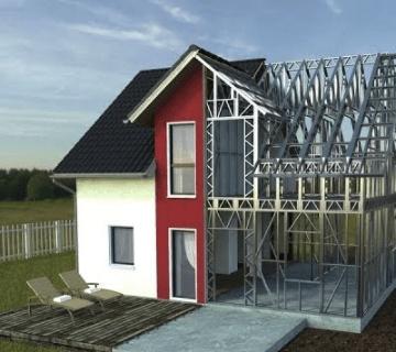 De ce casele pe structură metalică sunt mai bune decât alte tipuri de case?